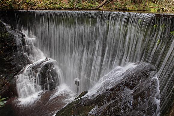 Cascada de Mazonovo