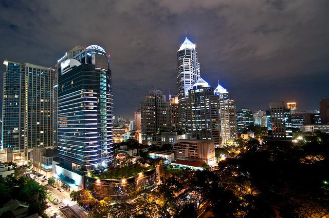 Bangkok-noche